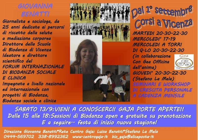 Biodanza Vicenza Gio Ste settembre 2014.1
