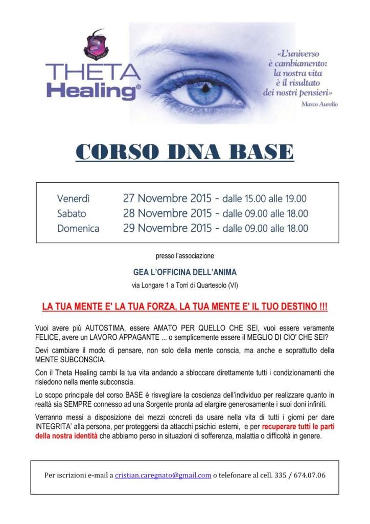 Corso base Theta